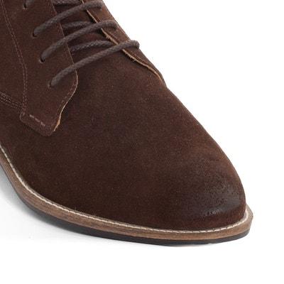 Huntington Chukka Leather Ankle Boots LEVI'S