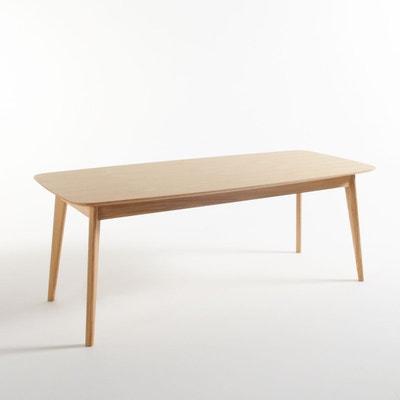 Table repas chêne 8 couverts, Biface Table repas chêne 8 couverts, Biface La Redoute Interieurs