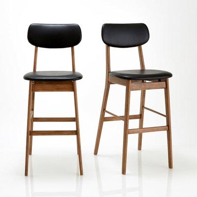 Chaise de bar, lot de 2, WATFORD La Redoute Interieurs