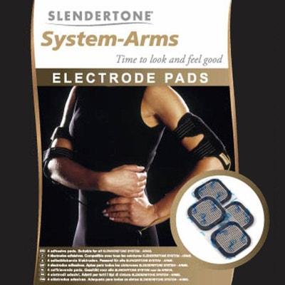 Elétrodos de recarga para acessório BRAS SYSTEM Elétrodos de recarga para acessório BRAS SYSTEM SLENDERTONE
