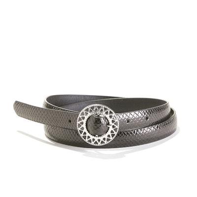 Cintura sottile, fibbia rotonda Cintura sottile, fibbia rotonda MADEMOISELLE R