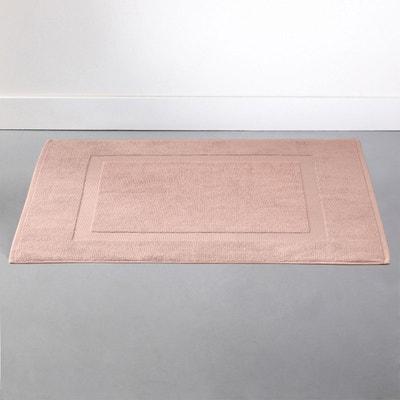 tapis de bain uni ponge 700 gm scenario tapis de bain uni ponge 700 - Tapis Rose Poudre