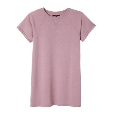 Plain Short Shift Dress with Short Sleeves Plain Short Shift Dress with Short Sleeves VERO MODA