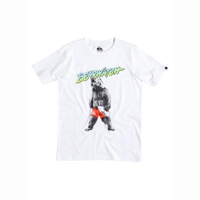 T-shirt 8 - 16 anos QUIKSILVER
