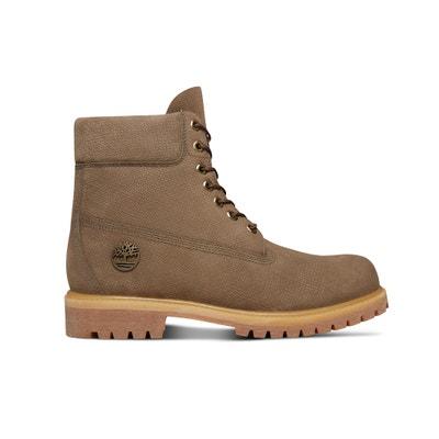 Boots cuir 6 Premium Boot Boots cuir 6 Premium Boot TIMBERLAND