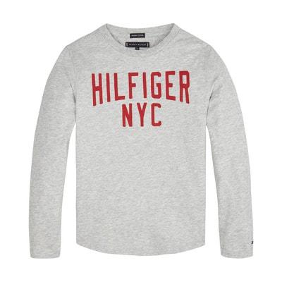 T-shirt manches longues 12-16 ans TOMMY HILFIGER fbdafc049a9b