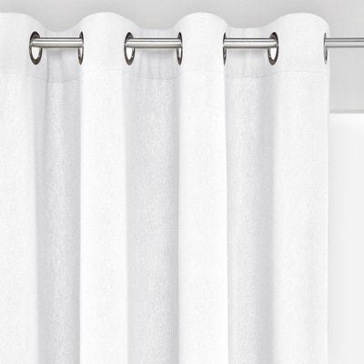 Rideau lin blanc | La Redoute