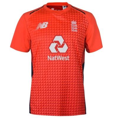 0aca5a176f328 Maillot de cricket t-shirt respirant Maillot de cricket t-shirt respirant  NEW BALANCE