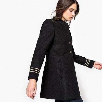 Manteau avec détails militaires La Redoute Collections
