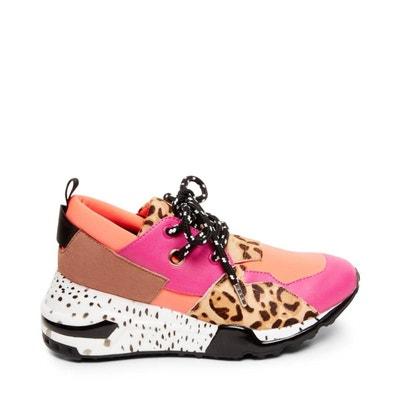 Chaussures femme fushia en solde   La Redoute fcd052238bb0