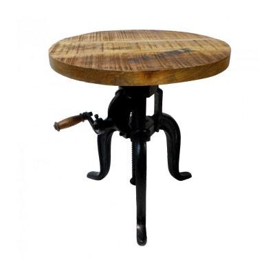 Table De Salon Style Industriel La Redoute