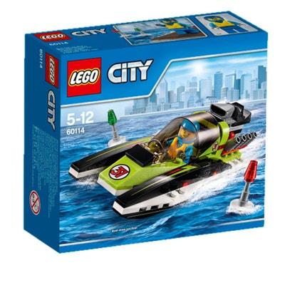 Le bateau de course - LEG60114 LEGO