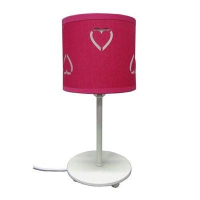 lampe de chevet rose en solde la redoute. Black Bedroom Furniture Sets. Home Design Ideas