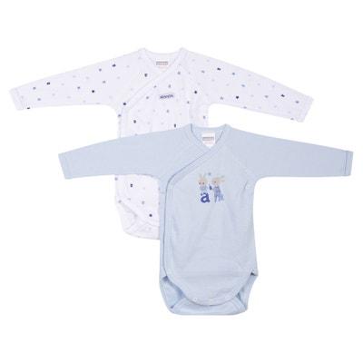 Confezione da 2 body nascita 0 - 6 mesi ABSORBA