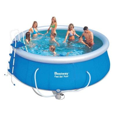 Piscine hors sol la redoute for Decathlon piscine tubulaire