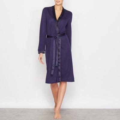 Tie Belt Jersey Kimono La Redoute Collections
