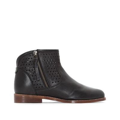 Boots cuir TUZIP KICKERS