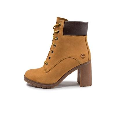 Boots cuir Allington CA1HLS Boots cuir Allington CA1HLS TIMBERLAND