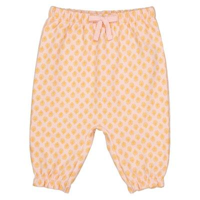 Sarouel broek in molton, 0 mnd - 2 jaar Sarouel broek in molton, 0 mnd - 2 jaar La Redoute Collections
