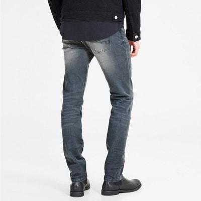 "Slim-Fit-Jeans ""LEON SC079 INDIGO KNIT"" Slim-Fit-Jeans ""LEON SC079 INDIGO KNIT"" JACK & JONES"