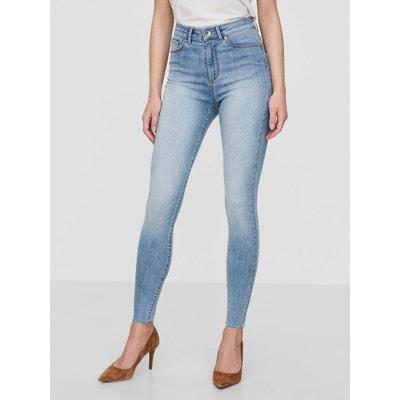 bebd7319536ab Jean slim femme Vero moda en solde   La Redoute