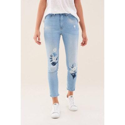 Jeans Secret Glamour capri avec broderie Jeans Secret Glamour capri avec  broderie SALSA cea96c81c67