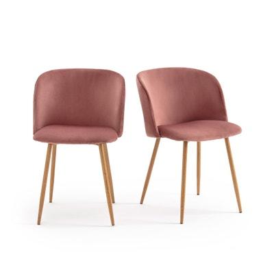 Cadeira de mesa Lavergne (lote de 2) La Redoute Interieurs