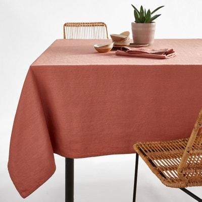 Tafellaken Victorine, gewassen linnen Tafellaken Victorine, gewassen linnen La Redoute Interieurs