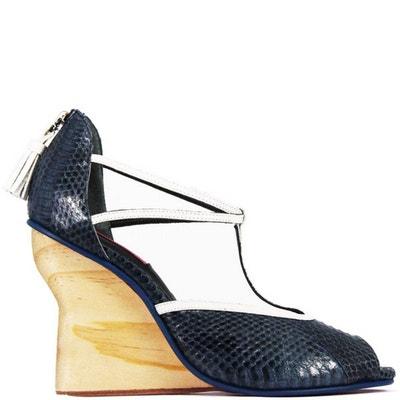 Chaussure femme en cuir adina  Pring Paris  La Redoute
