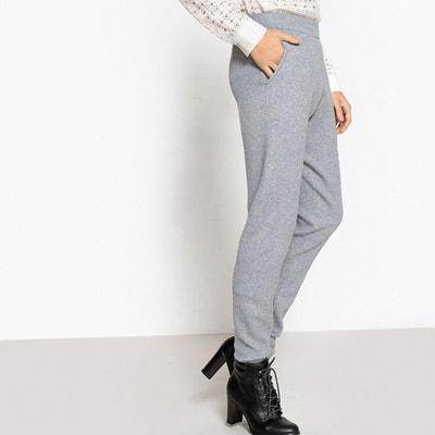 Pantalon de jogging en tricot Pantalon de jogging en tricot LA REDOUTE  COLLECTIONS. Soldes 52fa5bdf32c0