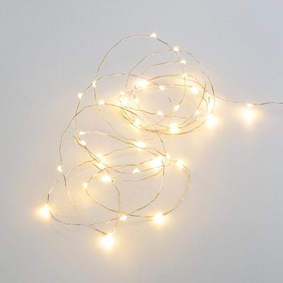 Guirlande lumineuse microled CASPAR Guirlande lumineuse microled CASPAR La Redoute Interieurs