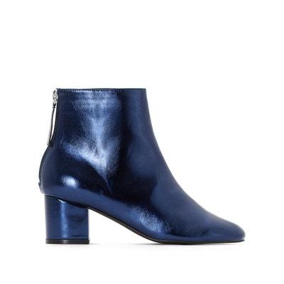 Boots metalliscenti MADEMOISELLE R