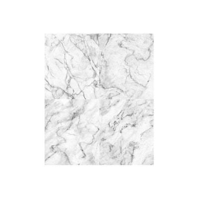 Papier Peint Bois Blanc En Solde La Redoute