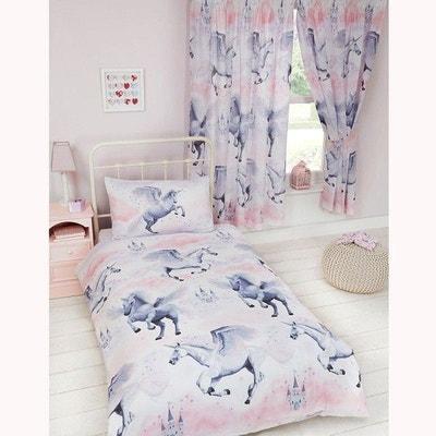 linge de lit cheval la redoute. Black Bedroom Furniture Sets. Home Design Ideas
