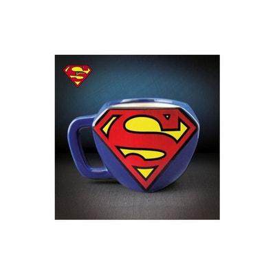 DC Comics mug Shaped Superman Logo 13 cm DC Comics mug Shaped Superman Logo 13 cm SUPERMAN