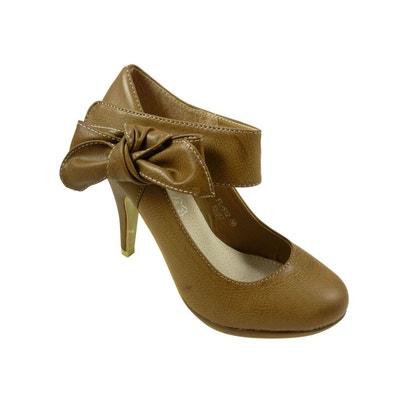 La En Laniere Solde Chaussures Cheville Redoute qU4IPS8wS
