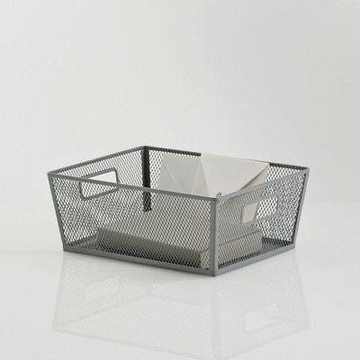 Panier de rangement métal ajouré, La Redoute Intér La Redoute Interieurs