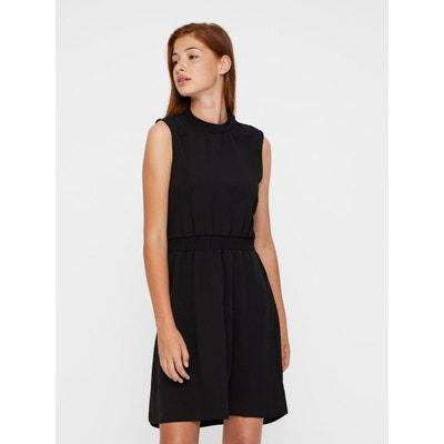 Robe courte femme Vero moda en solde   La Redoute 15feb5ef9de0