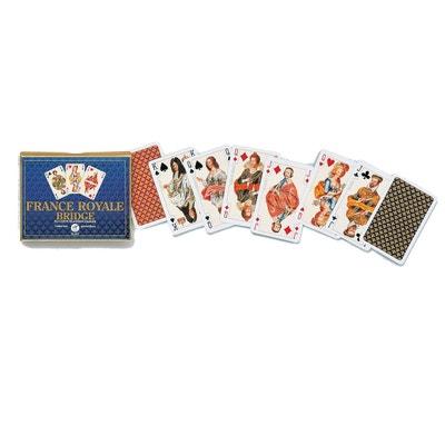 Jeux de cartes : France royale 2 x 55 pièces PIATNIK
