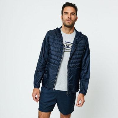 Manteau gris monoprix