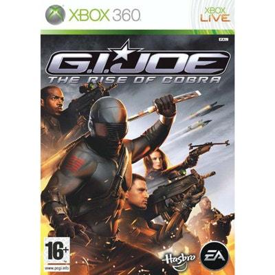 GI Joe The Rise of Cobra pour XBOX 360 GI Joe The Rise of Cobra pour XBOX 360 ELECTRONIC ARTS