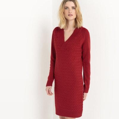 Robe tricot torsade Robe tricot torsade LA REDOUTE COLLECTIONS