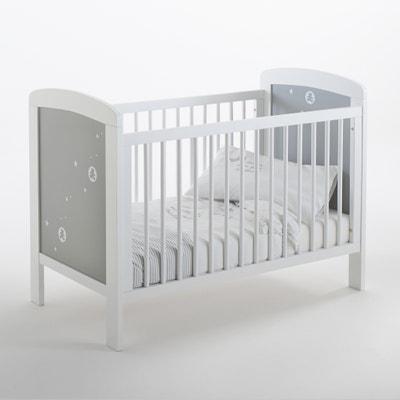 Lit bébé à barreaux Lulu Castagnette La Redoute Interieurs
