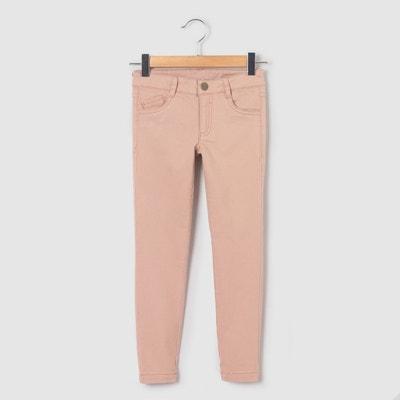 e340c01e32da Pantalon 5 poches 3-12 ans La Redoute Collections