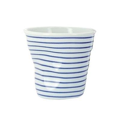 Gobelet cappuccino 18 cl blanc marinière classique bleu REVOL 5dfd4705f6c3
