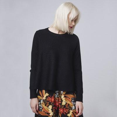 Pullover, Rundhalsausschnitt, ausgestellte Form Pullover, Rundhalsausschnitt, ausgestellte Form COMPANIA FANTASTICA
