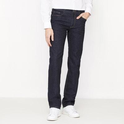 f9a15468bd01 Daniel Straight Leg Stretch Denim Jeans La Redoute Collections