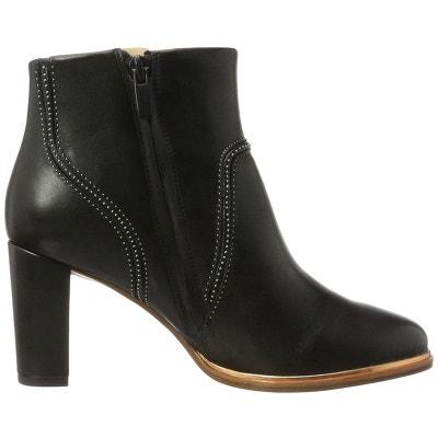 Boots cuir Ellis Betty Boots cuir Ellis Betty CLARKS 53a1a2f814c7