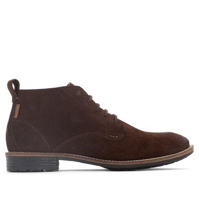 Huntington Chukka Leather Ankle Boots Huntington Chukka Leather Ankle Boots LEVI'S