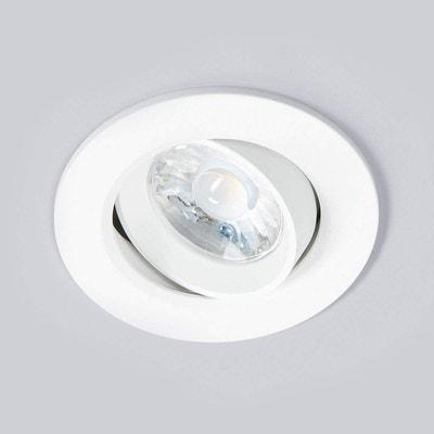 led spot encastrable en plastic quentin pour cuisine led spot encastrable en plastic - Spot Encastrable Meuble Cuisine